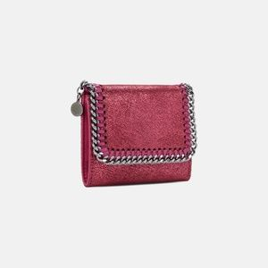 Stella McCartney Bags - NWT Stella Mccartney Falabella Pink Wallet